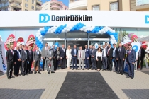 DemirDöküm, Adana'da Büyümeye Devam Ediyor