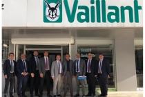 Vaillant'tan Yetkili Satıcılarına Ziyaret