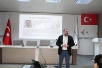 """KONTİMDER'de """"Satış ve Satıcı"""" semineri düzenlendi"""