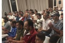 Bien, Kayseri ve Kahramanmaraş'ta  Usta Seminerleri Düzenledi