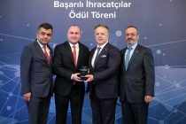 Eryap Grup'a İhracat Ödülü