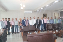 Konya Müteahhitler Birliği Derneği (KOMÜT) Ziyareti