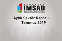 Türkiye İMSAD Temmuz 2019 Sektör Raporu Açıklandı