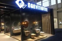 Ege Vitrifiye'den Cersaie'de Yenilikçi Tasarımlar