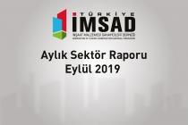 Türkiye İMSAD Eylül 2019 Sektör Raporu Açıklandı