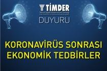 Koronavirüs Sonrası Ekonomik Tedbirler