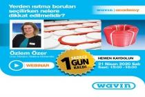 Wavin Türkiye'den Ücretsiz Webinar
