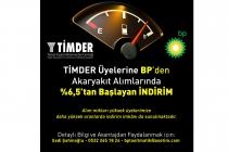 TİMDER Üyeleri BP ile Artık Daha Çok Kazanıyor