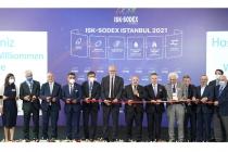 15. Uluslararası ISK-SODEX Fuarı, Sanayi ve Teknoloji Bakanı Mustafa Varank'ın Katılımıyla Başladı