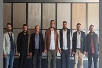 Geçmiş dönem yönetim kurulu üyemiz Tarık Altındağ işyerinde ziyaret edildi.