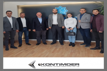 Kanal 42 TV Genel Müdürü Esat Ergener ziyaret edildi.